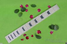 "New electric Guitar Fretboard maple 22 fret parts 24.75"" inlay Luthier Std #64"