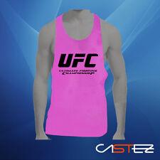 Camiseta tirantes gym gimnasio UFC ultimate fighting champ (ENVIO 24/48h) unisex