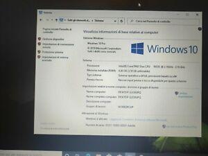 Laptop Fujitsu esprimo V6555,4GB RAM,SSD 120,notebook ricondizionato,HD,win 10