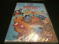 "DVD NEUF ""LES SCHTROUMPFS PIRATES"" dessins animes"