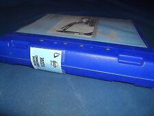 VOLVO EC220E EXCAVATOR PREVENTATIVE MAINTENANCE MANUAL BOOK