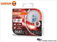 New! Osram Night Breaker Laser H7 64210Nl Halogen Light Bulbs | Pack Of 2
