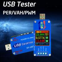 DC USB Tester DC Boost/Buck Converter CC CV Power Module 5V TO 0.6-30V 2A  D