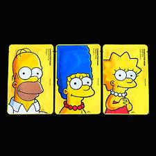 THEFACESHOP - Character Mask The Simpsons Facial Mask 3 Sheets Korean Cosmetics