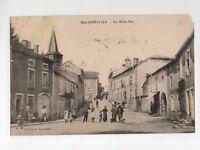 BULGNEVILLE - La Belle Rue    (J1301)