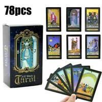 Rider Waite Tarot Card Deck 78-Card Deck English Version Future Telling Game New