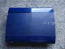 Sony Playstation 3 Super Slim 500GB Azurite Blue Console