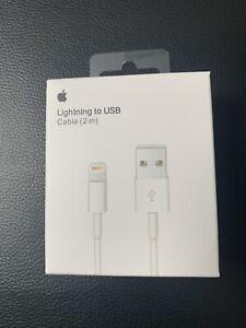 ✅Original für Apple 2m Lightning Ladekabel Für iPhone 6/7/8/XR/XS/11...iPad Air✅