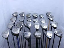 Lot of 24 Golf Club Fairway Woods Cobra Callaway Taylormade Cleveland