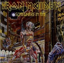 Iron Maiden somewhere in time (1986) [CD]