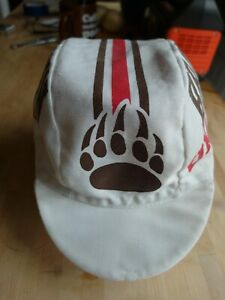 Brown University cycling cap casquette ciclismo