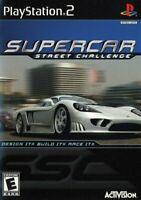 Supercar Street Challenge - Sony PlayStation 2 PS2