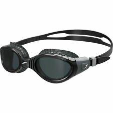 Speedo Futura Biofuse Flexiseal Swimming Goggles - Cool Grey / Black Smoke  RRP