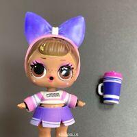 LOL CHEER BABY Surprise Doll UNDERWRAPS Big Sister CHEERLEADER Authentic toy