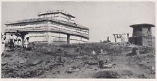 D8432 Eritrea - Chiesa a pianta quadra - Stampa d'epoca - 1936 vintage print
