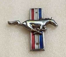 rare car emblem FORD MUSTANG  USA marked Ford Motor Company old