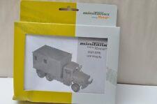 HO-ROCO MiniTank 5127 M109 A3 Shop Van 6X6 1:87 Plastic Kit NEW