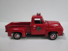 1953 FORD F-100 SANTA CLARA CALIFORNIA  FIRE DEPT.   1/64 SCALE
