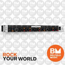 Behringer CX2310 Crossover Super-X Pro Stereo Cross over 3-Way CX-2310 - BNIB
