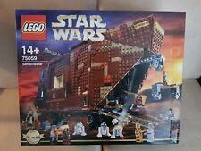 LEGO StarWars Sandcrawler 75059 NEU NEW OVP