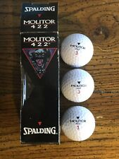Spalding Molitor 422 Golf Balls - Never Used