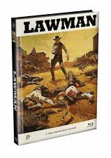LAWMAN - Mediabook wattiert Cover A [Blu-ray] Limited 149 *NEU OVP*