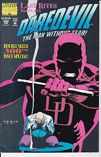 DAREDEVIL THE MAN WITHOUT FEAR N°300  Albo In Americano ed. MARVEL COMICS