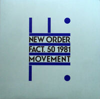 New Order - Movement - 180gram Vinyl LP *NEW & SEALED*