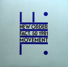 New Order - Movement - 180gram Vinyl LP *NEW & SEALED*