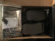 Mercedes Disc Brake Pad Set,, Raybestos brand, front, part no SP847EU