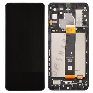 OEM Samsung Galaxy A32 SM-A326 LCD Display Touch Screen Digitizer Frame Assembly