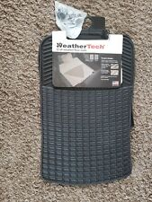 WeatherTech W61 Black front all weather floor mats