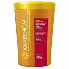 Kanechom Hair Treatment Shea Butter 35.2oz | Creme de Tratamento com Manteiga