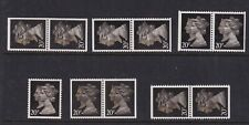 Great Britain Mint Stamps from Booklet Sc#MH195 MNH CV$30