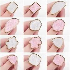 Nail Art Circle Color Palette Painting Color Resin Palette Nail Display Board