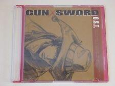 Gun X Sword OST 1 Anime Original Soundtrack Music CD 23T Geneon Victor