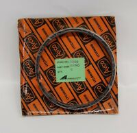 New Scraper Piston Ring Set, Lycoming GO435, VO435, PN 69322
