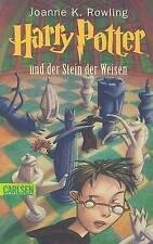 Harry Potter Und Der Stein Der Weisen by J. K. Rowling (Paperback, 2005)