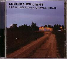 CD (NEU!) . LUCINDA WILLIAMS - Car Wheels on a gravel Road (Drunken Angel mkmbh