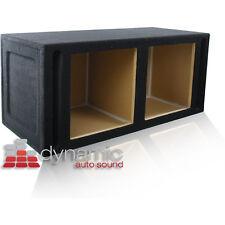 "KICKER Ported MDF Dual 15"" Subwoofer Custom Enclosure Box for L7 L5 L3 Sub New"