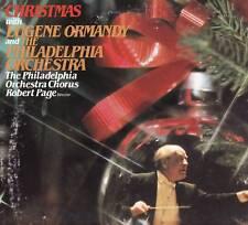 "ORMANDY/ PHILADELPHIA ORCHESTRA ""CHRISTMAS"" LP 1981 rca"
