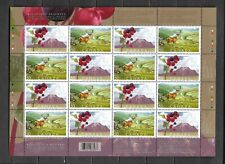 pk55797:Stamps-Canada #2106a Biosphere Reserves 16 x 50 cent Sheet-MNH