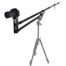 Andoer portable dslr mini jib caméra vidéo dv crane focs culbuteur prolongation...