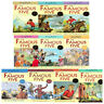 Enid Blyton Famous Five Collection Set (11-21) Five Go to Mystery Moor BRAND NEW