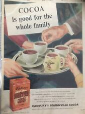 Cadbury Collectable Print Advertising