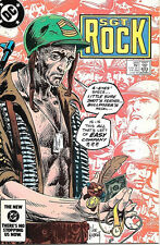Sgt. Rock Comic Book #389, DC Comics 1984 NEAR MINT