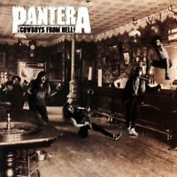 Pantera - Cowboys From Hell (NEW CD)