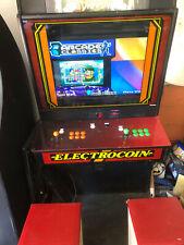 Electrocoin Duet Arcade Machine - Mame-Hyperspin