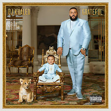 DJ Khaled - Grateful - New 2CD Album