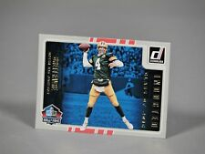 Brett Favre Hall of Fame Inductee Card 2016